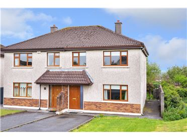 63 Crestwood, Coolough Road, Galway