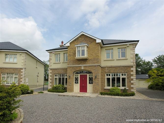 No.8 Barton Grange, Straffan Village, Co. Kildare