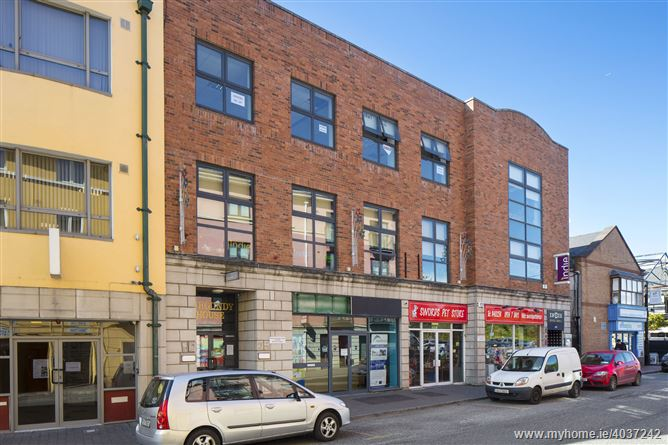 Second Floor Office c. 269 sq.m. Burgundy House, Main Street, Swords, County Dublin