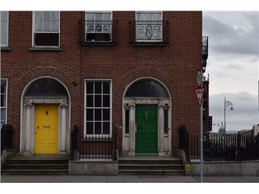 Property image of Apartment 1, 52 Mountjoy Square, Mountjoy Square,   Dublin 1
