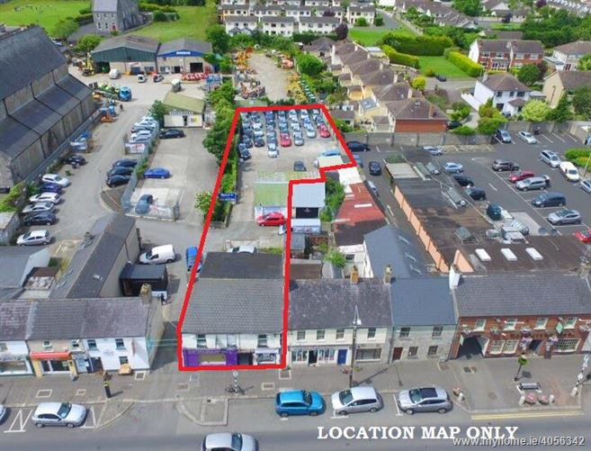 Prime Investment/ Development Property, Two Shops, First Floor Offices, & Car Sales Yard, Main Street, Celbridge, Kildare