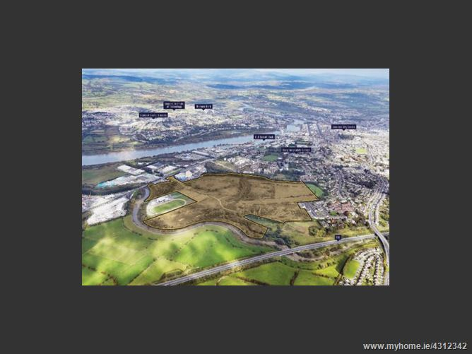 Main image for Development Land at Greenpark,, Dock Road / South Circular Road, Limerick