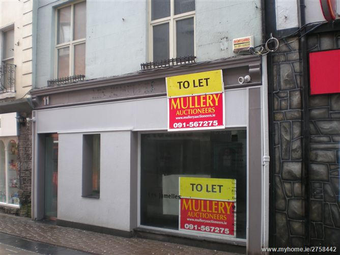 11 Upper Abbeygate Street, City Centre,   Galway City