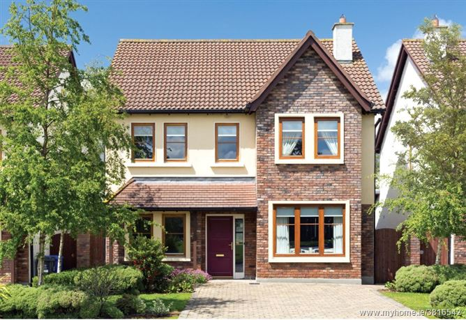 5 Bed Detached House, Steeplechase, Ratoath, Co Meath