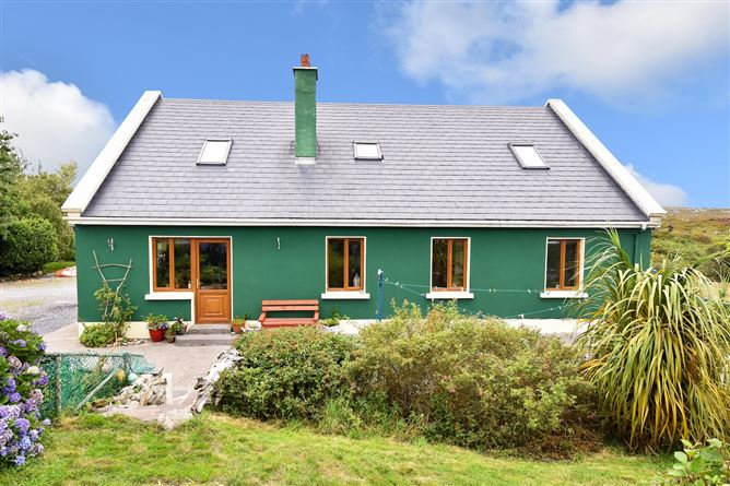 """Main image for """"The Green House"""", Cartur Leathan, Minna, Inverin, Galway"""