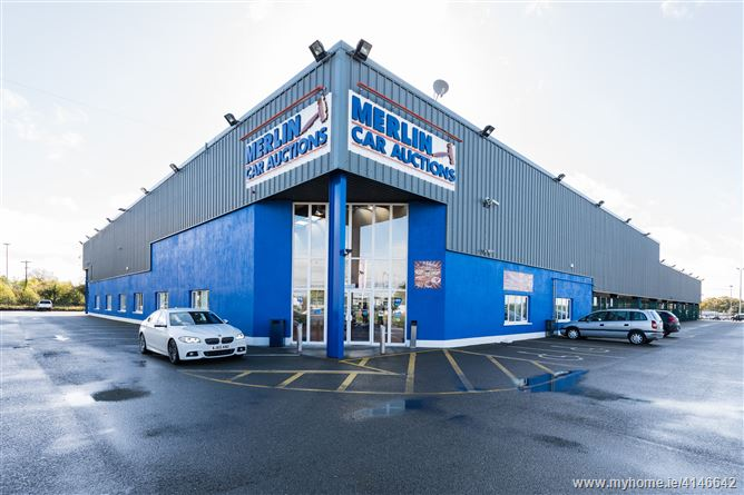 Merlin Car Auction Facility M7 Motor Park Naas Kildare Qre