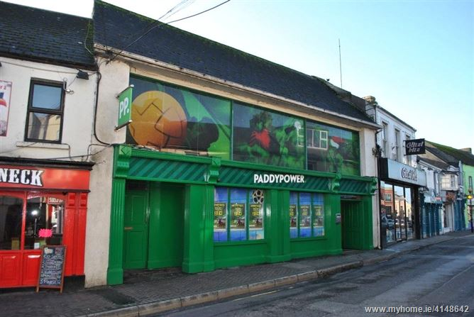 Paddy Power Bookmakers Building, Dublin Gate Street, Athlone, Co Westmeath, N37D789
