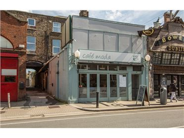 Photo of Cafe Moda, 192 Lower Rathmines Road, Rathmines, Dublin 6