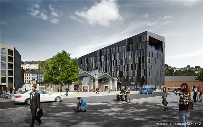 Main image for The Carriage Shed, Horgan's Quay, City Centre Sth, Cork City