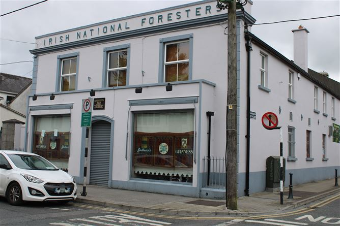 Main image for Ground Floor Retail Area; Irish National Foresters, Church Street, Tullamore, Offaly