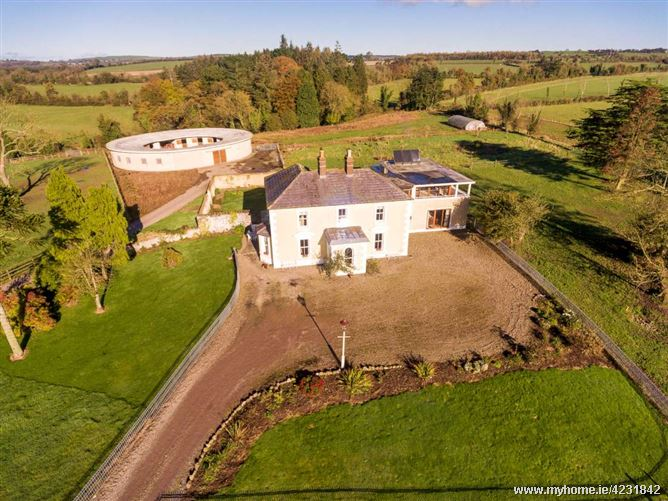 Newrath House and Farm on 30.35 Ha (75 acres) Slane Upper, Co. Meath