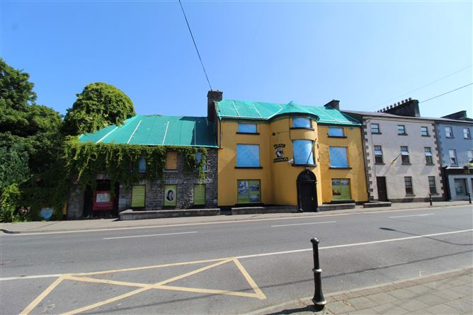 Main image for Royal Shannon Hotel, West End, Banagher, Co. Offaly