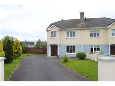 12 Hillside, Roscrea, Co Tipperary