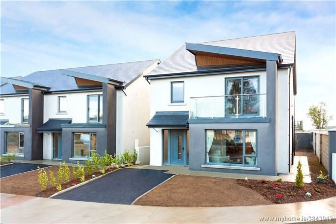 Oakhill (4 Bed Detached), Gorey, Co. Wexford