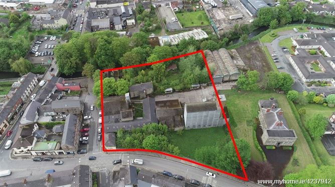 Development Site, Hale Street/Moorehall Road, Ardee, Co Louth