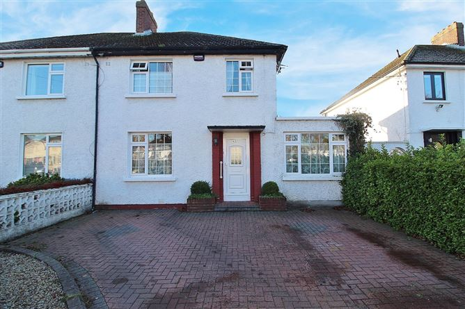Main image for 43 Dromawling Road, D09, Beaumont, Dublin 9