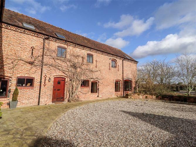 Main image for Woodsorrel Barn,Nantwich, Cheshire, United Kingdom