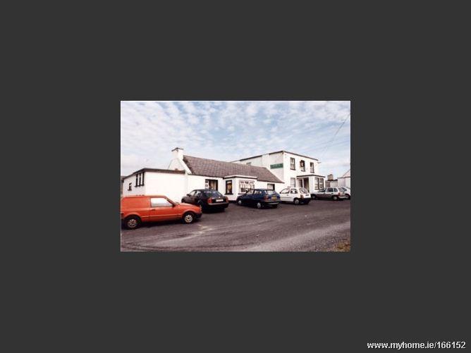 Atlantic Hotel, Dooagh, Achill Island, Co. Mayo