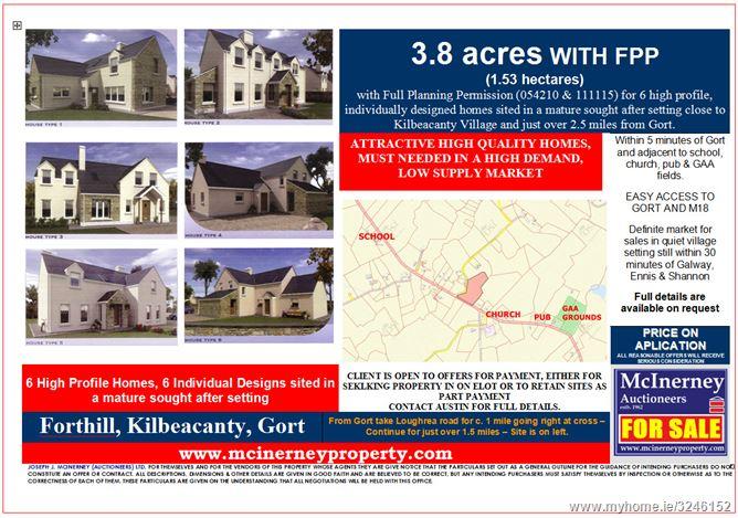 Kilbeacanty, Gort, Galway