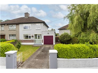 Main image of 65 Weston Road, Churchtown, Dublin 14