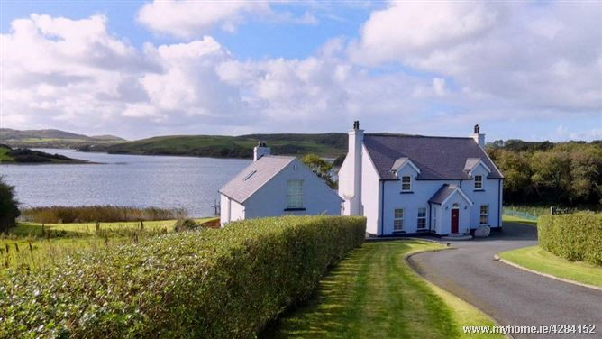 Lakeside Cottage - Fanad, Donegal