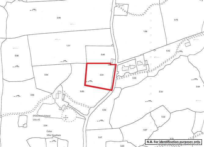 Lands at (Folio CE15560), Cahermacnaughton, Ballyvaughan, Co. Clare