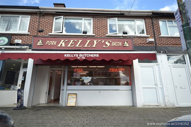 36 Manor Road, Kelly's Butchers