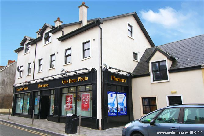 Unit 39/40 Kickham Street and, Apartments 1 - 7 Kickham Court, Carrick on Suir, Co Tipperary, Co. Tipperary