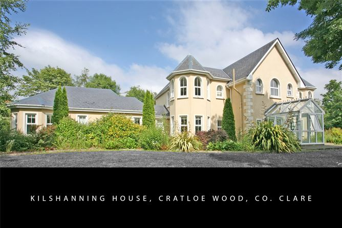 Main image for Kilshannig House,Cratloe Woods,Cratloe,Co. Clare,V95 EK00
