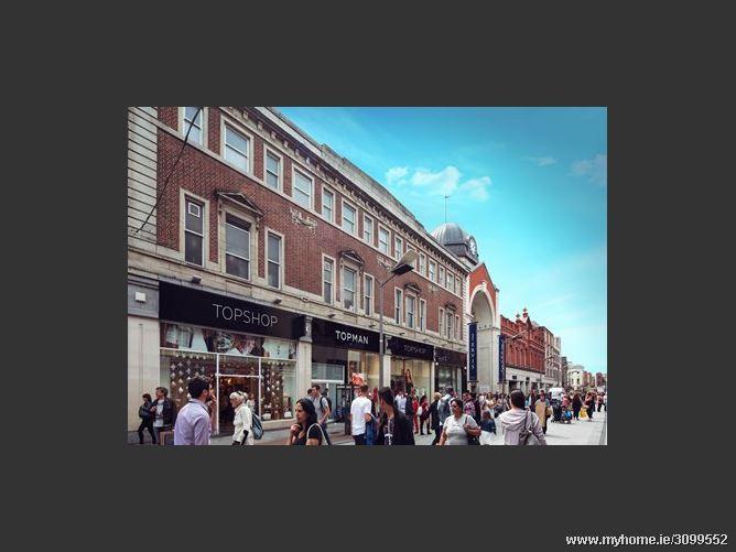 Jervis Shopping Centre, Henry Street, Dublin 1