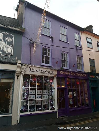 Market Street, Kinsale, Cork