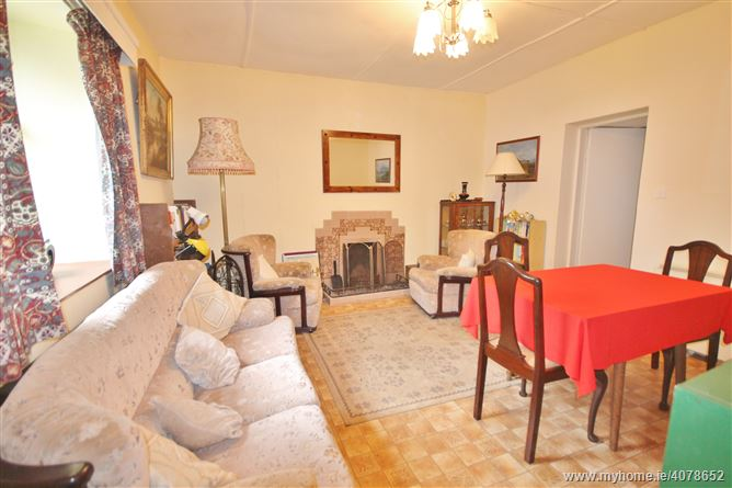 """""""Cranareen Cottage"""" on c. 0.5 Acre, Cranareen, Rathdangan, Wicklow"""