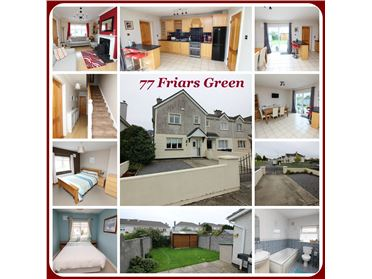 Photo of 77 Friars Green Tullow Rd., Carlow Town, Carlow