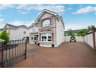 10 The Crescent, Fox Lodge Woods, Ratoath, Meath