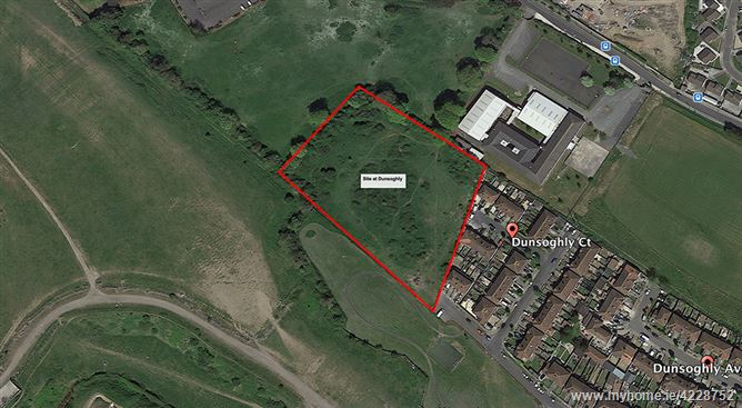 SITE WITH FPP 47 UNITS @ Dunsoghly, Ratoath Road,, Finglas, Dublin 11