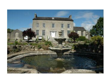 Main image of The Glebe House on Circa 16 Acres, Fethard, Co. Tipperary