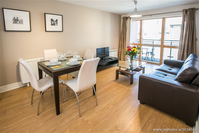 Grand Canal 1 x Bedroom Holiday Letting, Dublin 2
