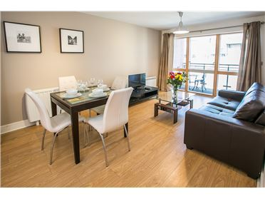 Main image of Grand Canal 1 x Bedroom Holiday Letting, Dublin 2
