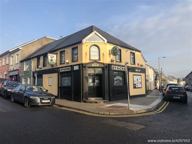 Image for Stacks Bar, Upper Charles Street, Castlebar, Mayo