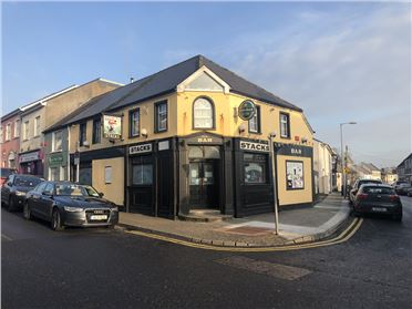 Stacks Bar, Upper Charles Street, Castlebar, Mayo
