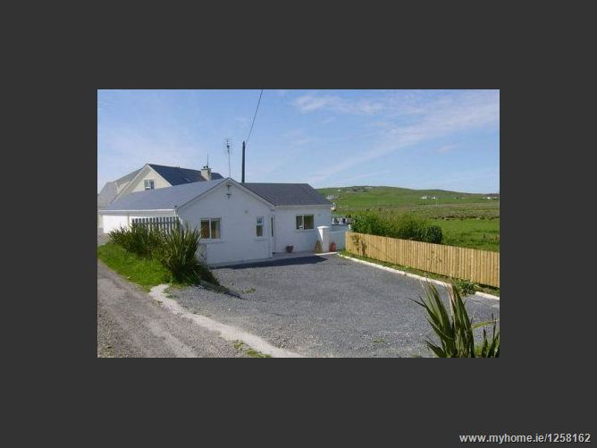 Main image for Crega Cottage - Malin Head, Donegal
