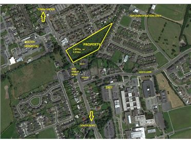 Photo of C.1.6 Hectares (3.95 Acres) At Dublin Road , Dundalk, Louth