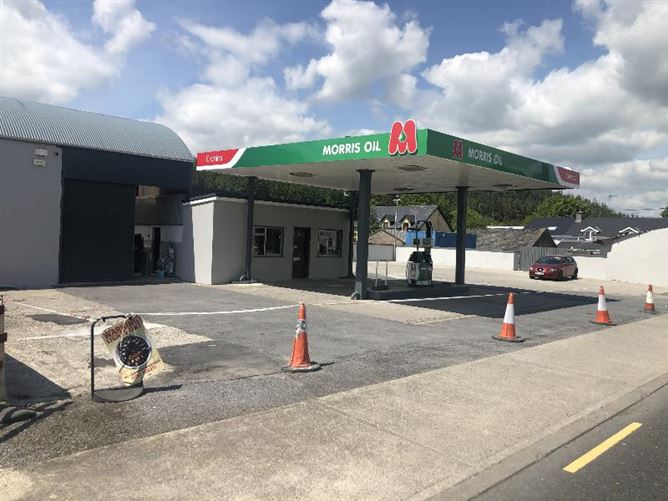 Main image for Filling Station & Garage at Nine Mile House, Carrick-on-Suir, Tipperary
