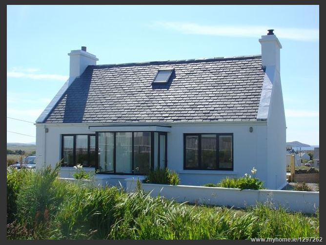 Ocean Cottage, Derrybeg, Gweedore, Donegal, Donegal