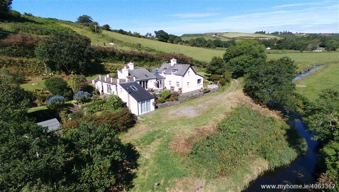 Riverside Cottage, Ballinaclough, Rosscarbery,   West Cork