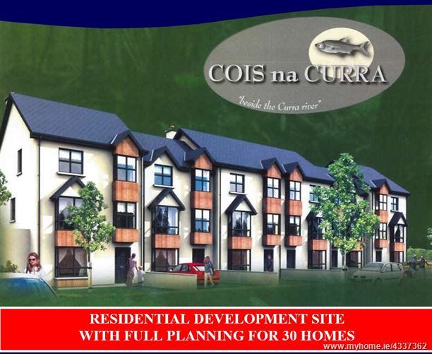 Site at Cois na Curra, Lisgoold, Midleton, Cork