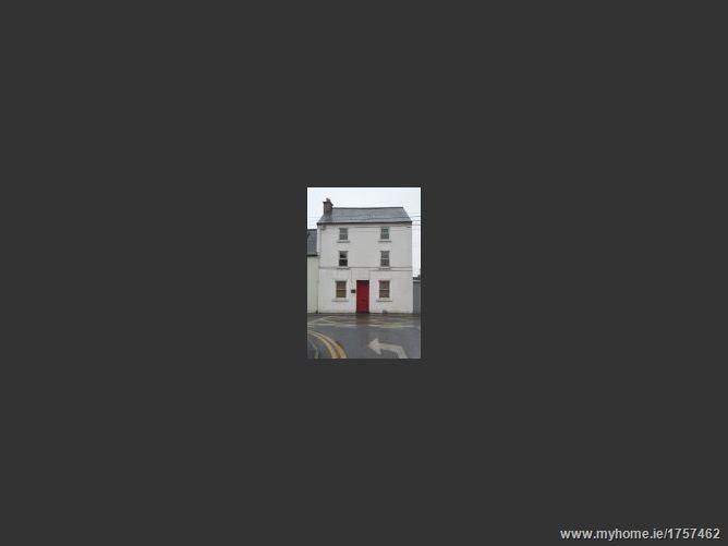 Patrick Street Upper, Kilkenny Town, Co. Kilkenny