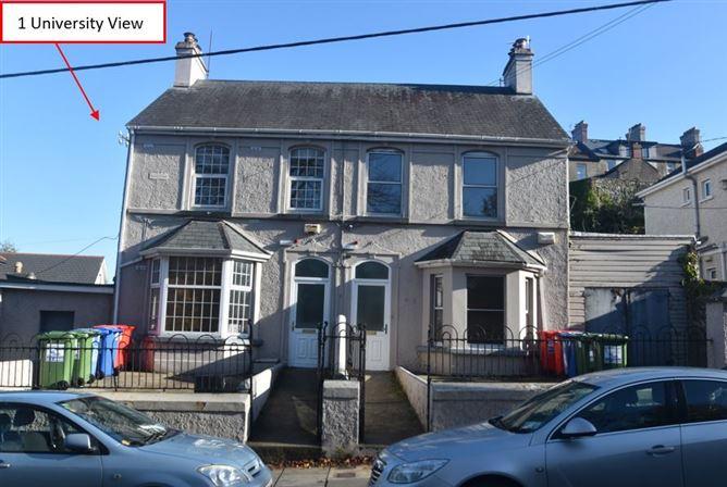 Main image for 1 University View, Donovan Road, City Centre Sth, Cork City