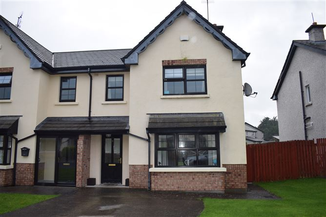 21 Crossneen Manor, Leighlin Rd, Graiguecullen, Carlow