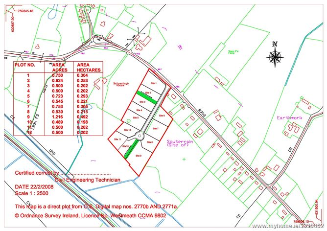 Main image for Ballysallagh, Ballynacargy, Mullingar, Westmeath